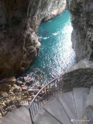 Grotta del Turco, Gaeta