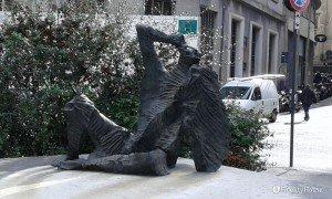 Monumento ai combattenti – Trieste