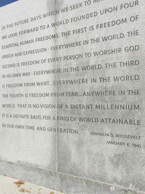 Le 4 libertà dell'uomo