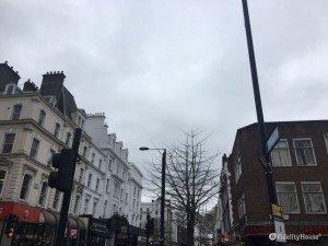 Il cielo di Londra