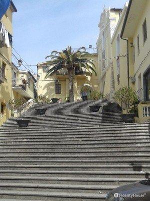 Gradinata Chiesa S. Maria Maggiore – Lamezia Terme