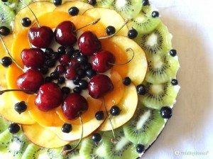 Cheesecake estiva alla frutta