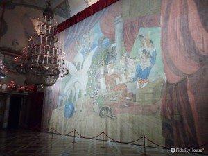 """""""Sipario per Parade"""", enorme dipinto di Pablo Picasso"""