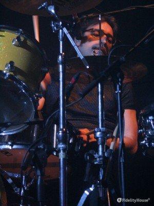 Luca Bergia, batterista dei Marlene Kuntz