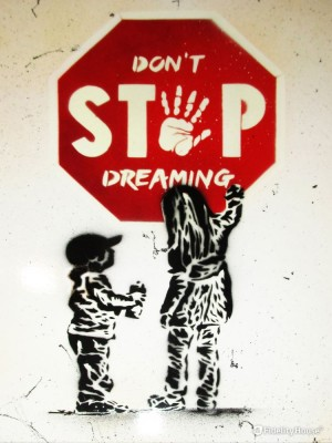 Alessio-B: Don't stop dreaming