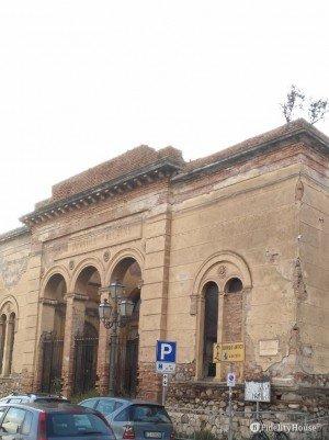 Ex asilo infantile Calcagno a Milazzo