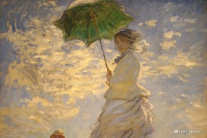 """""""La passeggiata"""" di Claude Monet"""