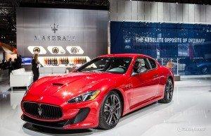 Maserati GranTurismo MC Stradale Centennial Edition